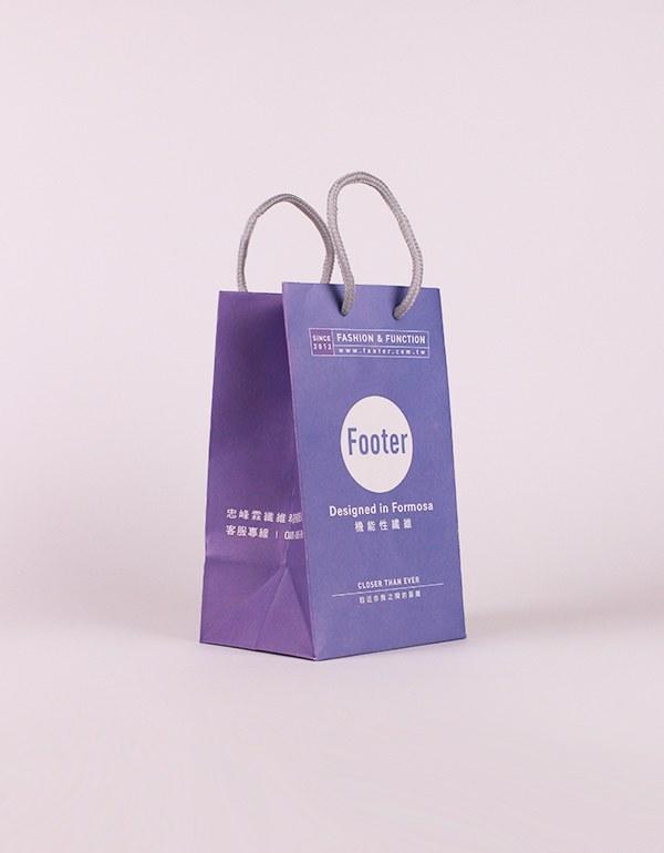 小紫色提袋(不含商品)