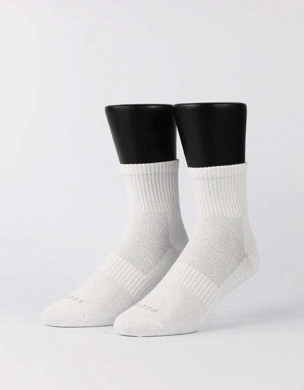 單色長薄襪
