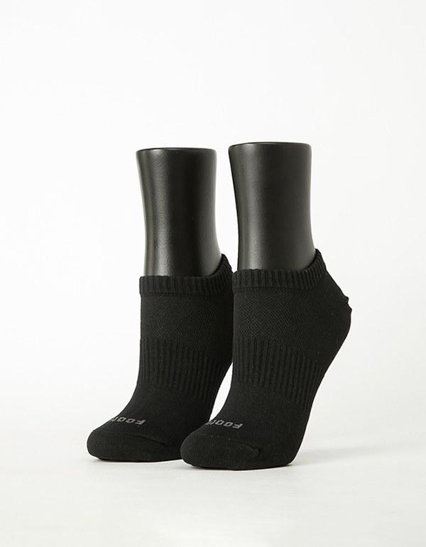 單色船型薄襪