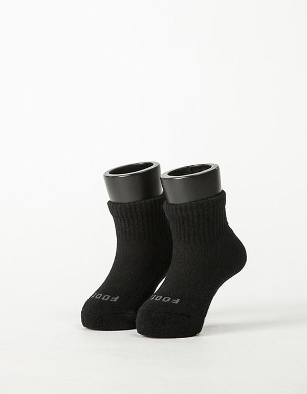 素色baby氣墊襪