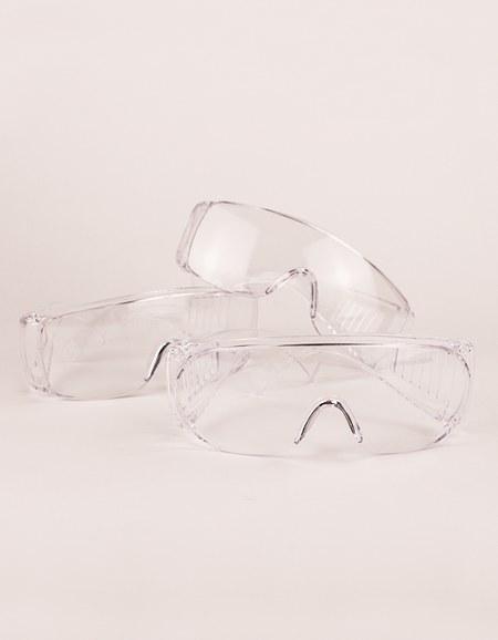 防飛沫護目鏡-3入組