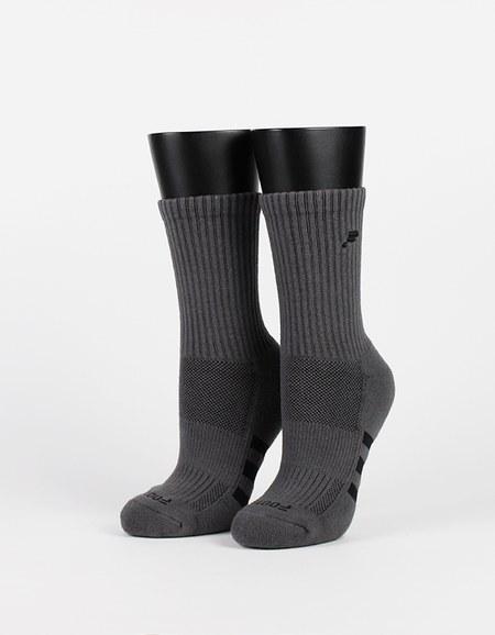 經典日常運動氣墊襪