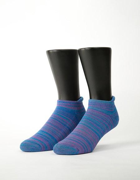 特-時空流沙運動防磨短襪