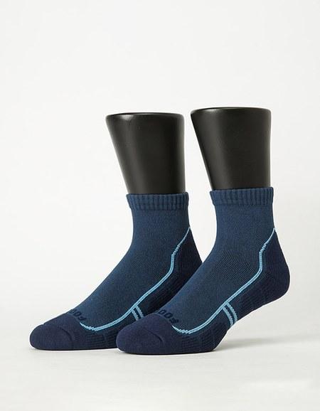 流線型氣墊減壓科技襪