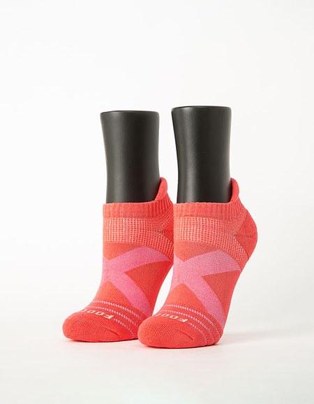 X型減壓經典護足船短襪
