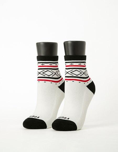 特-捕夢網運動氣墊襪