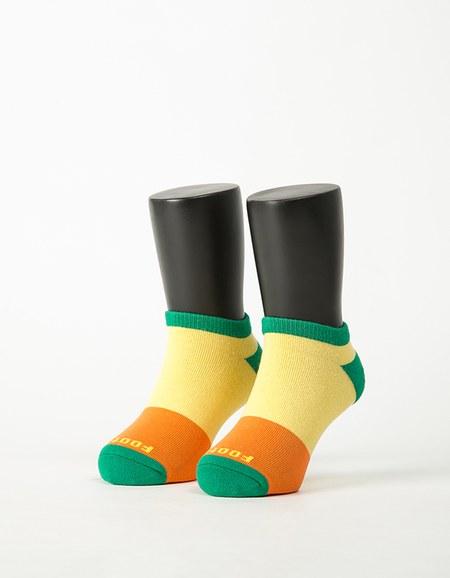 特-三色混搭兒童船短襪